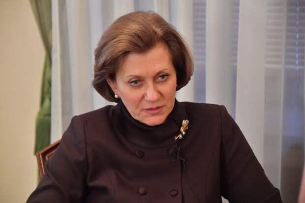 Попова: нулевой пациент с коронавирусом был зафиксирован в России 1 марта
