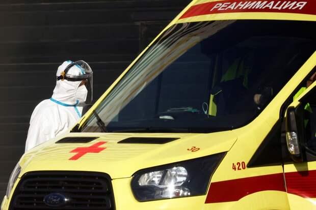 В России 16 октября 2021 выявлено 33 208 случаев заболевания коронавирусом
