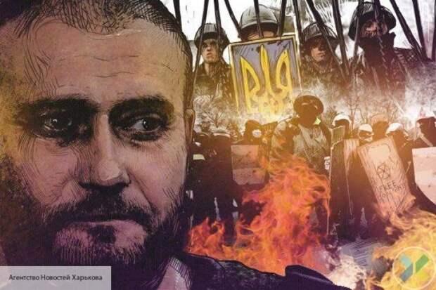 Ярош и схрон с БТР: зачем украинскому экс-нардепу целый арсенал оружия в Донбассе и Днепре