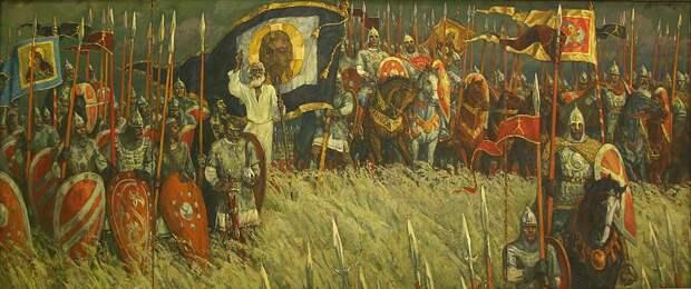 Вознесение и падение золотоордынского генерала Мамая