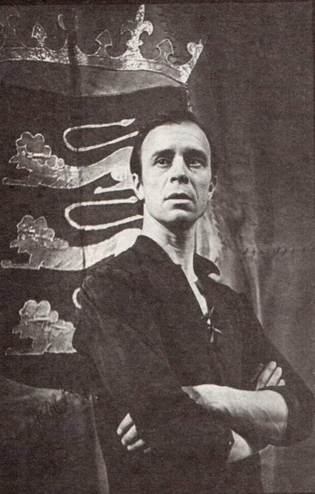 Олег Борисов. Холодный свет черного солнца