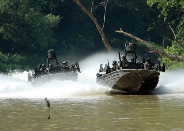 Спецназ США. Командование специальных операций ВМС США