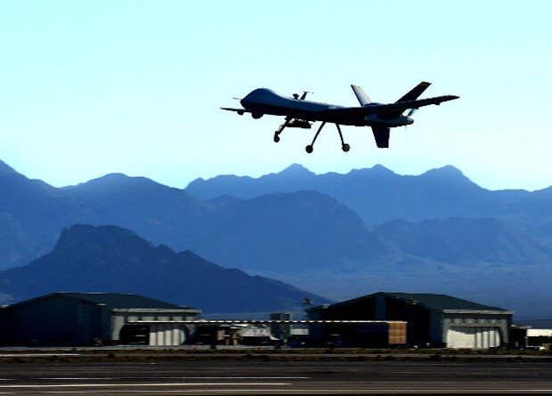 Ударный беспилотник Reaper научился уходить на запасной аэродром