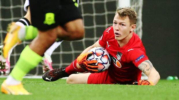 Сафонов снова спас «Краснодар» после пенальти! И подарил своей команде отличные шансы на группу ЛЧ