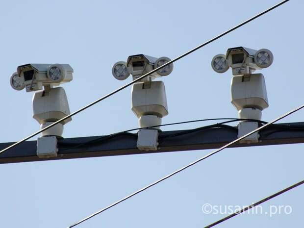 Более 100 поворотных и фиксированных камер начали устанавливать в общественных местах в городах Удмуртии