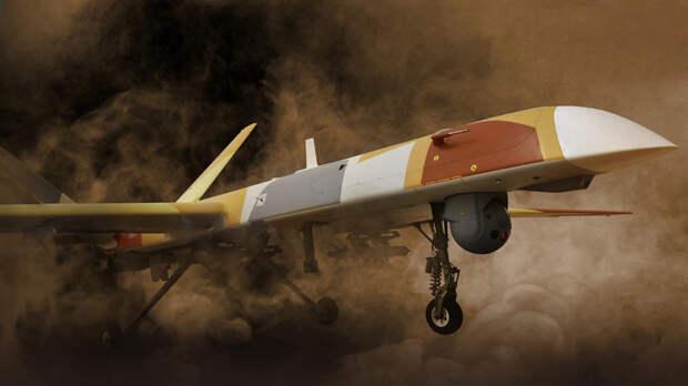 Крылатый «Орион» долбит протурецких боевиков