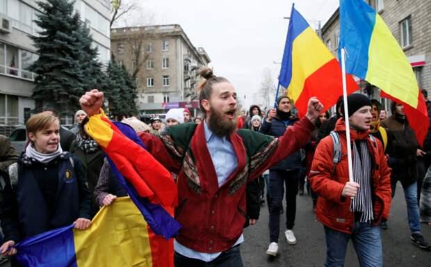 Выборы в Молдавии. Нас ждёт очередной майдан?