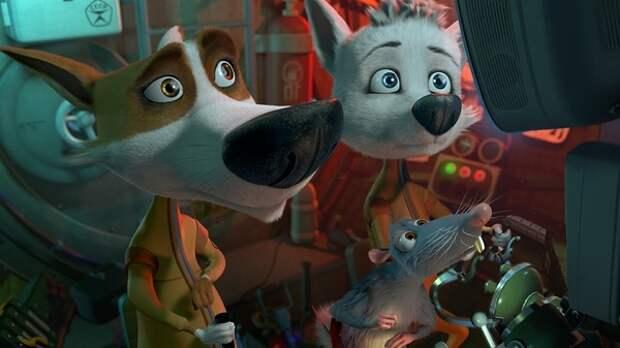 Прокат российских фильмов в США в наступившем году откроет мультфильм