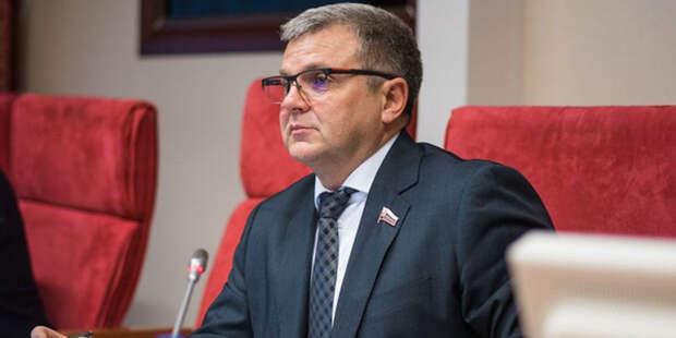 Что случилось со спикером Ярославской облдумы