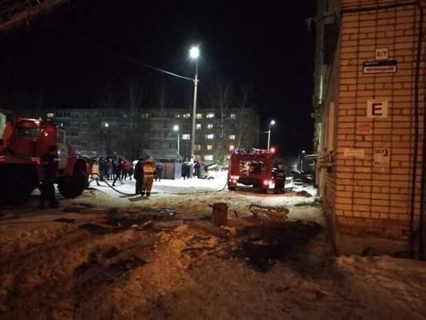 За первую неделю 2021 года во Владимирской области на пожарах погибли 4 человека