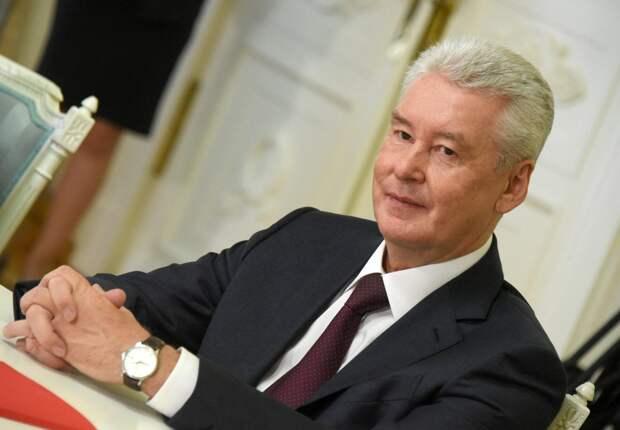 Собянин заявил, что комендантского часа в Москве в новогодние праздники не будет