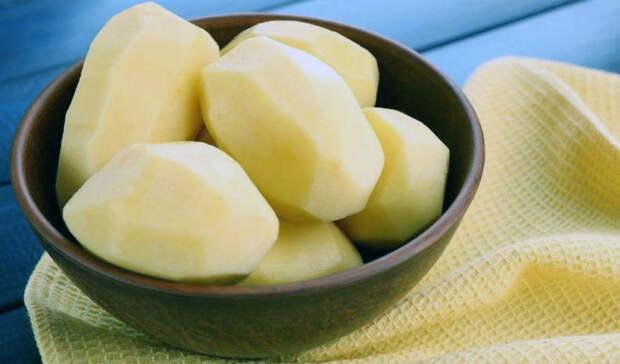 Сырой картофель для идеальной кожи лица: 5 способов применения