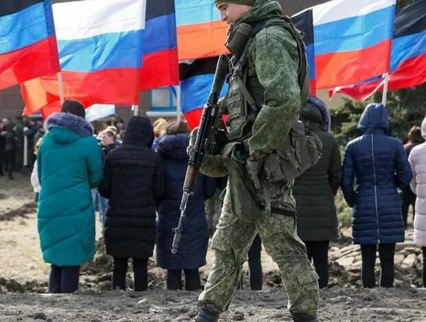 Донбасс готов в Россию. Но, возможно ли присоединение?