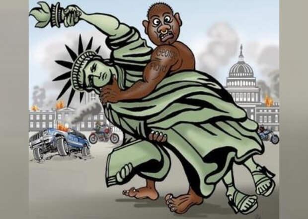 Африка и абсурд лишают Америку лидерства в здравом смысле
