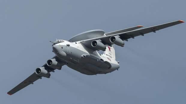 ВКС РФ укрепят Арктический регион новейшими самолетами дальнего обнаружения А-50У