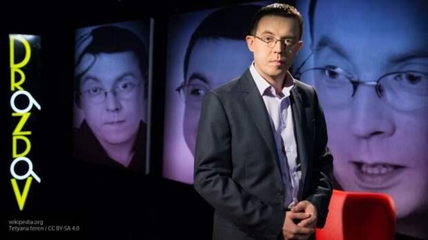 Львовский журналист Дроздов заявил, что Украина «пришла к «часу Х» и пора выбрать власть