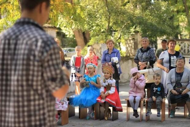 Севастопольцы побывали на фестивале Белого города (ФОТО)