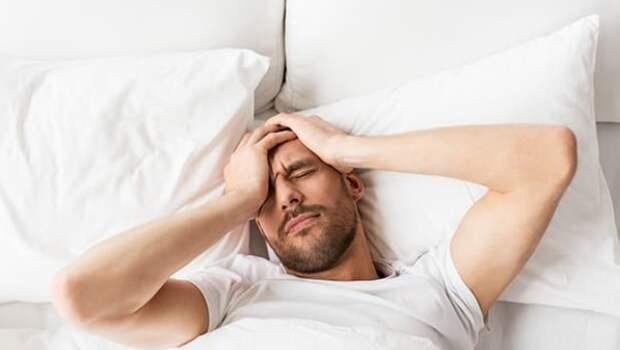 Причины утренней головной боли