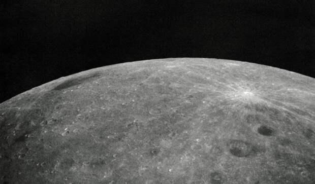 Как СССР сфотографировал Луну сзади 6