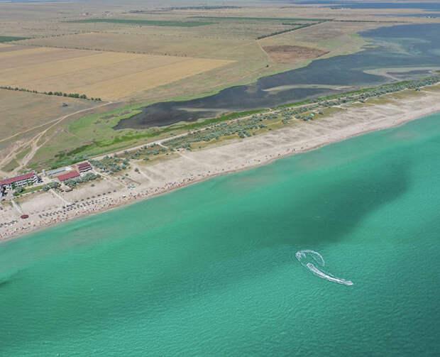 Как Мальдивы: российские туристы назвали лучшие песчаные пляжи Крыма