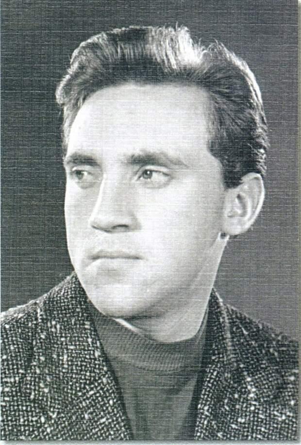 1959 - Москва, школа-студия МХАТ
