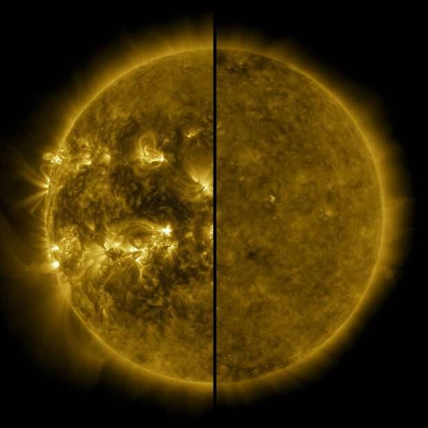"""""""Началось"""": В NASA заявили, что Солнце вступило в новый цикл активности"""