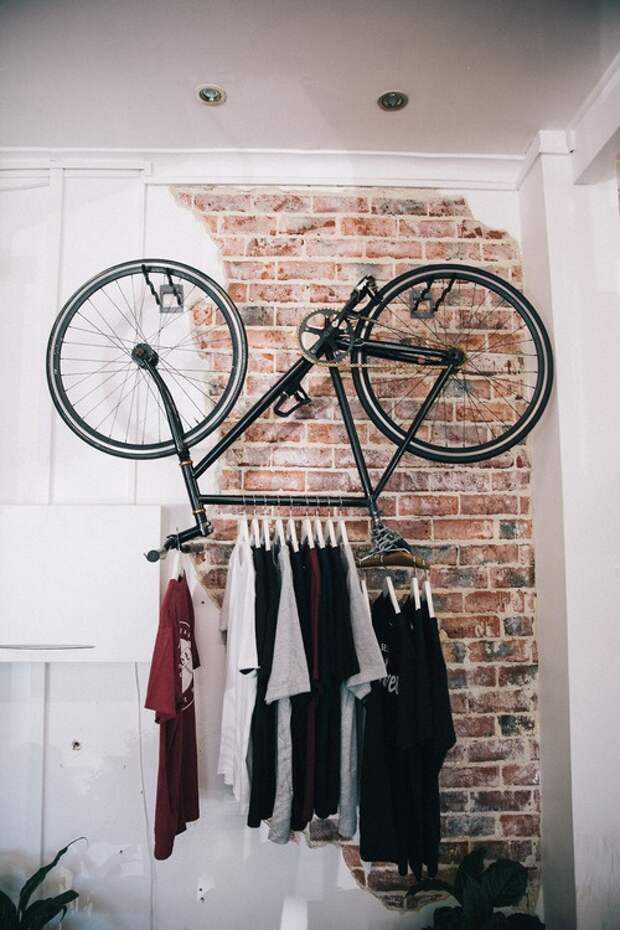 Веловешалка