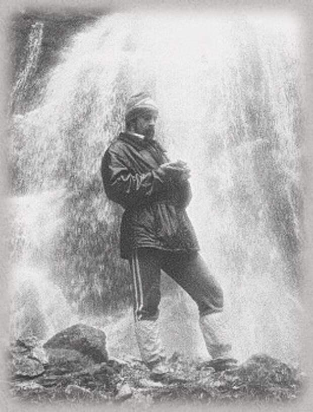 каскадёр-альпинист