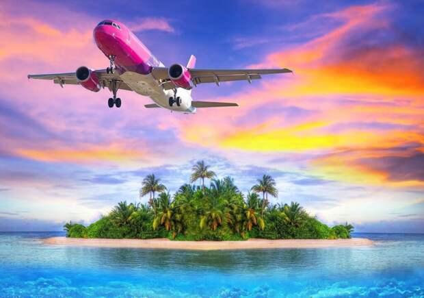 Со следующего года все, кто вылетают с Мальдив, будут платить налог