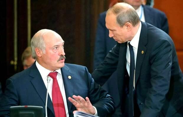 Лукашенко объяснил ненужность вхождения Белоруссии в состав России