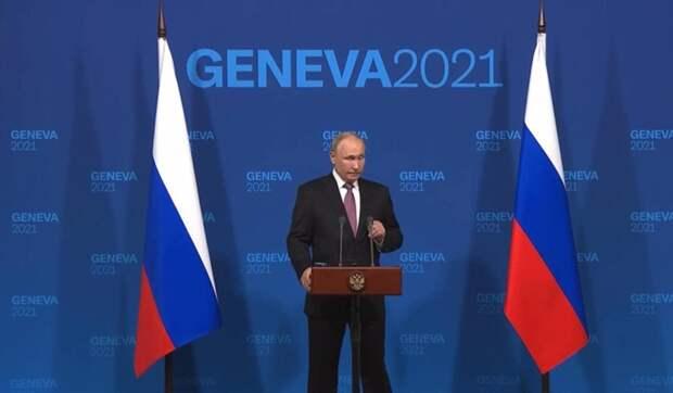 «Путин кажется очень злой»: Президент РФ отверг украинскую повестку