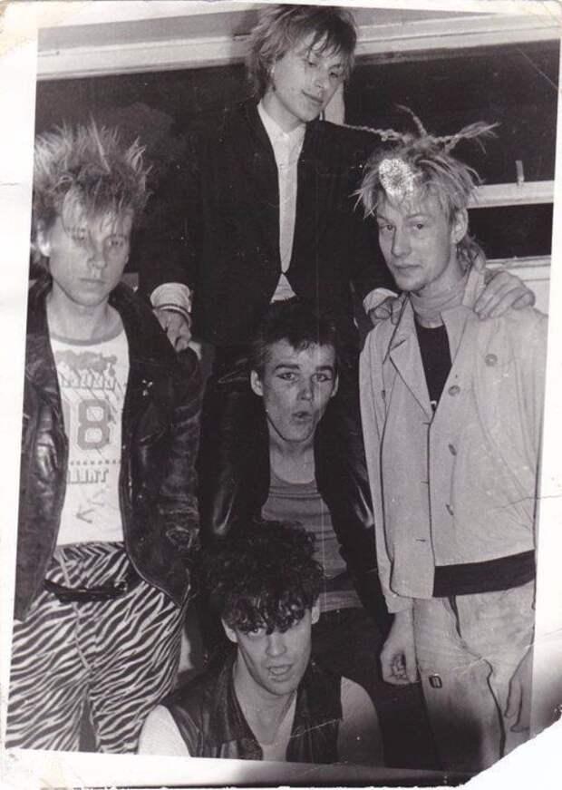 70 искренних фотографий эстонской панк-культуры 1980-х годов 12