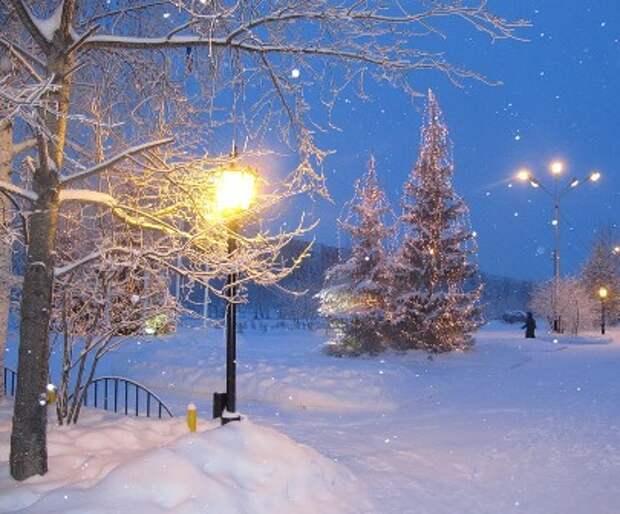 Очарование Зимы