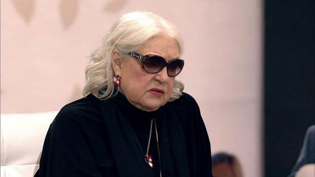 Федосеева-Шукшина готовится к суду из-за подаренной Алибасову квартиры