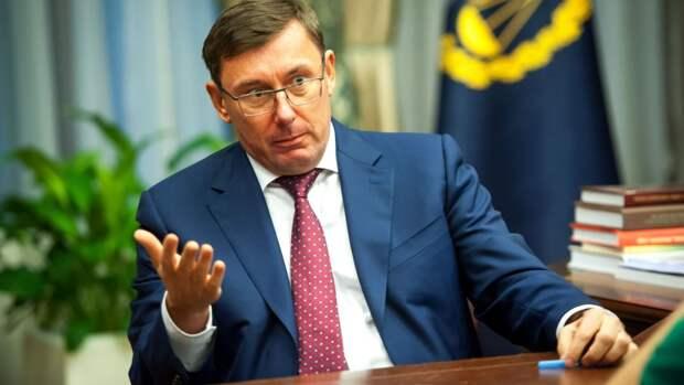Новый генпрокурор Украины умудрился за час переплюнуть Луценко