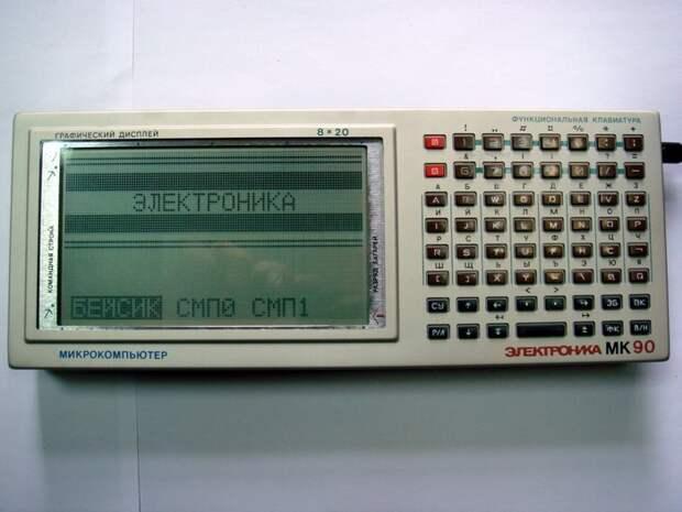 Современная техника в СССР
