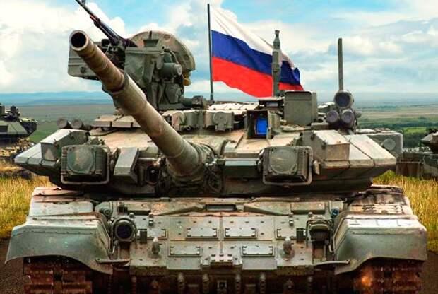 В Киеве паникуют: «Когда русские танки двинутся через границу, дедушка Джо и пальцем не шевельнет