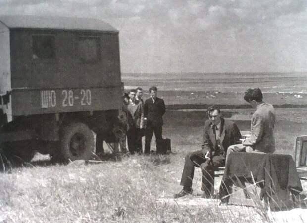 1958, июнь - Павлодарская обл.