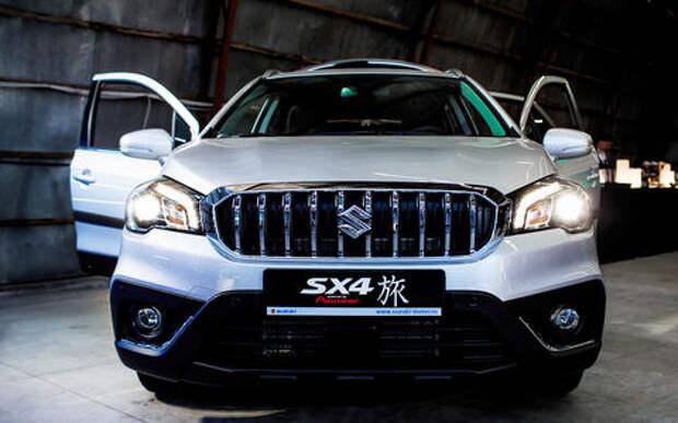 Suzuki SX4 Tabi – путешественник с крутым «звуком»