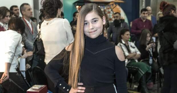 12-летняя дочь Алсу стала телеведущей