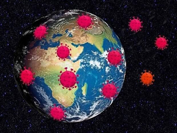 ВОЗ рассказала о рекордной заболеваемости COVID-19 по всему миру