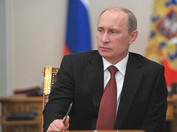 Путин: Россия не будет вмешиваться в вопрос федерализации Украины