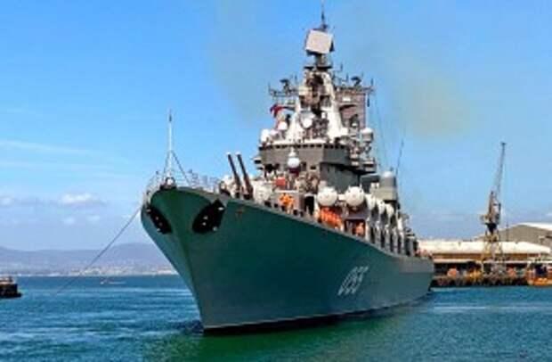 Блокада Венесуэлы поставит вопрос о мощи российского ВМФ