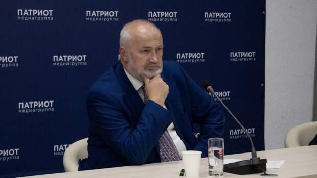 Михаил Амосов оценил участие молодежи в политической жизни России