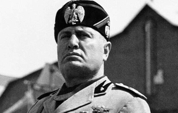 Почему Бенито Муссолини считали агентом Российской империи