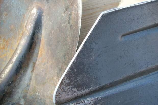 Кромка должна быть не более 5 мм. /Фото: dachadecor.com.
