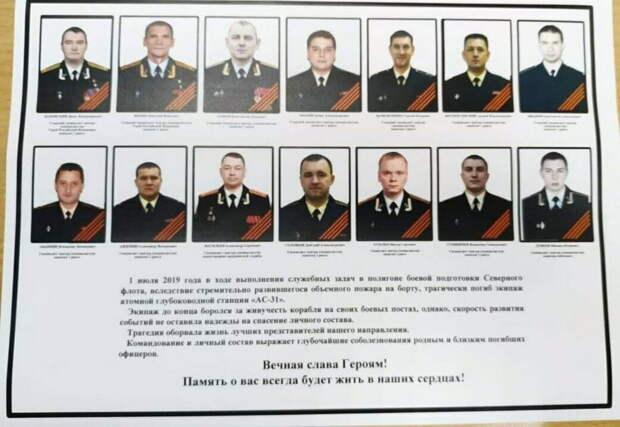На глубоководном аппарате в Баренцевом море погиб уроженец Севастополя