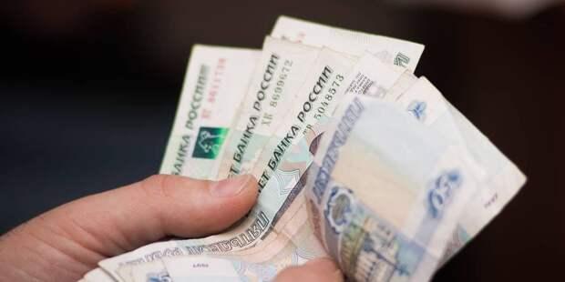 Росстат: реальные зарплаты в октябре выросли на 3,8%