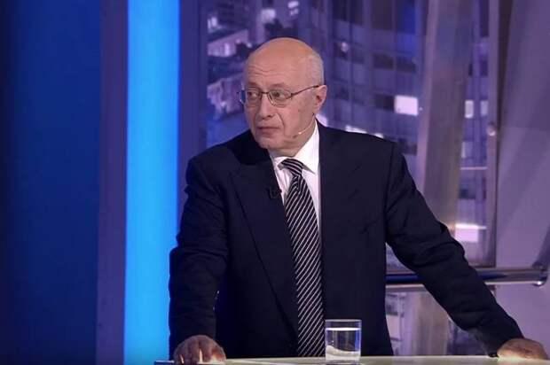 Блеск и нищета Сергея Кургиняна