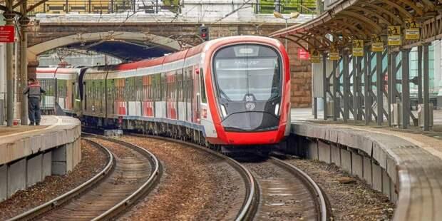 На МЦД до конца года поставят 180 новых вагонов поездов «Иволга». Фото: mos.ru